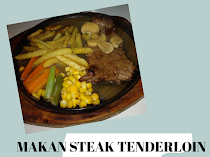 Makan Steak Tenderloin, Why Not?