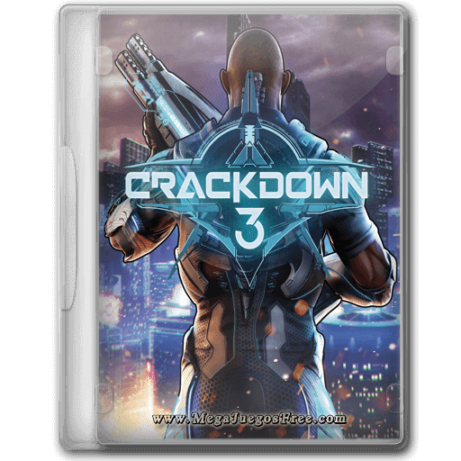 Crackdown 3 Full Español
