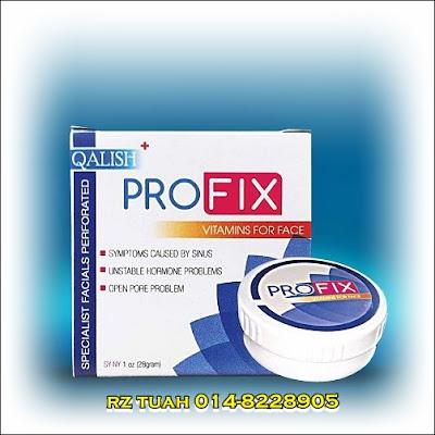 profix vitamin muka qalish cleansing gel