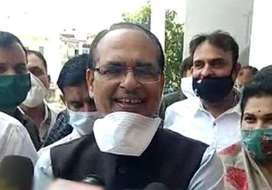 MP CM शिवराज ने किया साफः गुरूवार को होगा मंत्रिमंण्डल का विस्तार