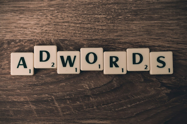 google ads adwords letters scrabble