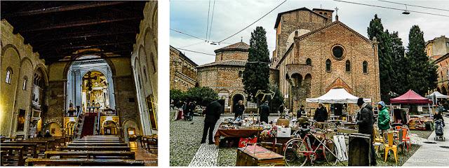 Igreja de Santo Stefano, em Bolonha