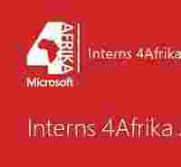 Paid Internships : Microsoft Interns4Afrika Program 2021 for Young African Graduates