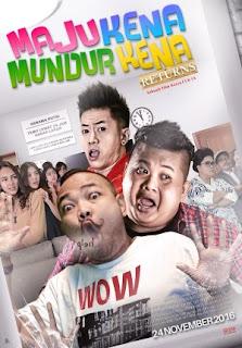Trailer Film Maju Kena Mundur Kena Returns 2016