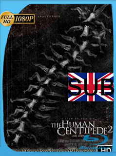El Ciempies Humano 2 [2011] [1080p] Subtitulado [GoogleDrive] SilvestreHD