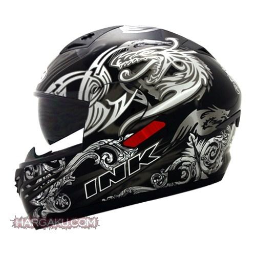 Galeri Gambar Helm INK Full Face Terbaru 2013  Cara Harga