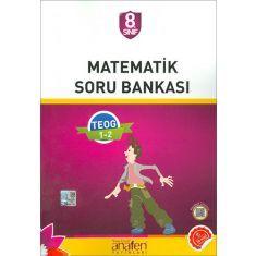 Anafen 8.Sınıf TEOG Matematik Soru Bankası (2017)