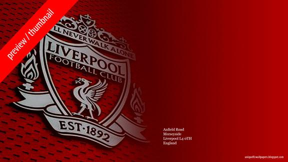 liverpool logo desktop wallpaper preview
