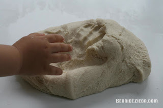 Salt Dough, Catholic Joy, Bernice Zieba