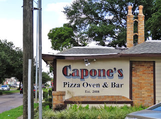 Capone's Bar and Oven 2303 Richmond Ave Houston, TX 77098