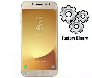Samsung Galaxy J7 Pro SM-J730K Combination Firmware