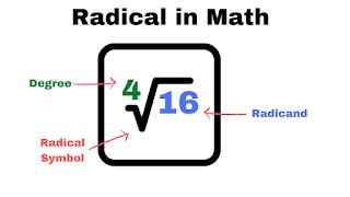 radical in math