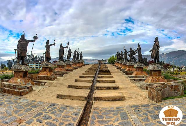 Alameda los Incas