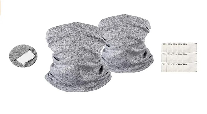 Bandana neck scarf multipurpose Balaclava review