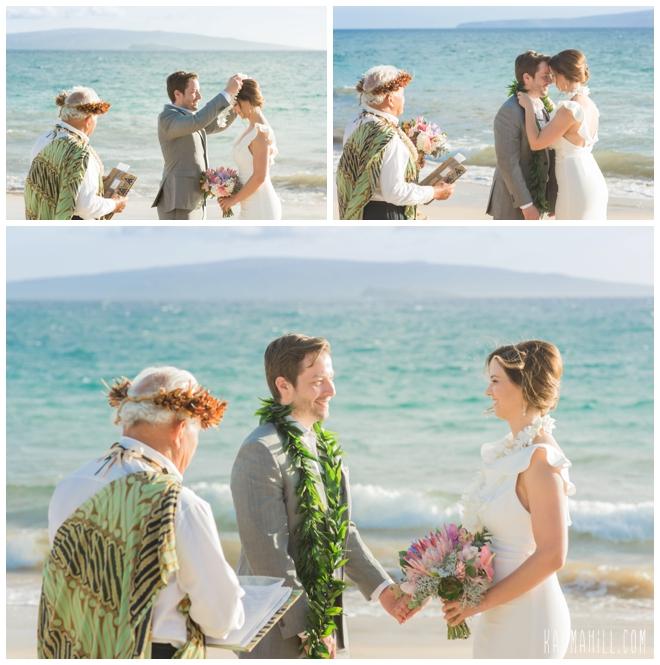 Maui Beach Elopement