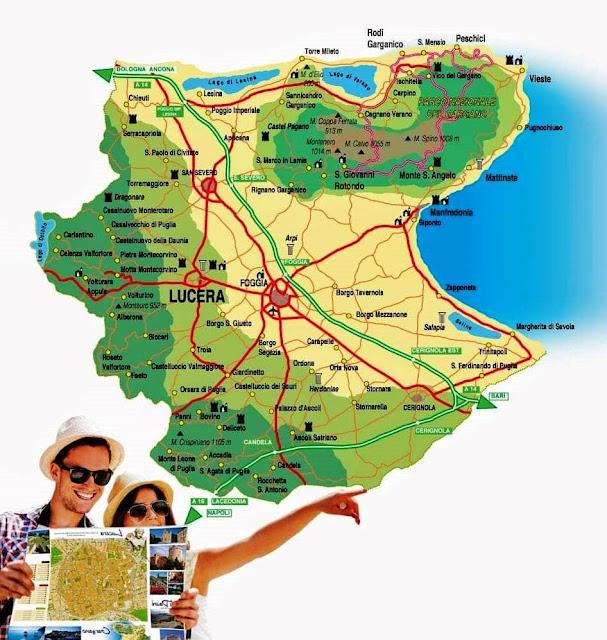 Tavoliere, Monti Dauni e Gargano, uniti nel nome del turismo