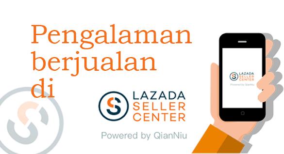 Ribetnya Berjualan di Lazada Lewat HP Android