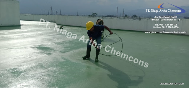 Apa itu Waterproofing Coating