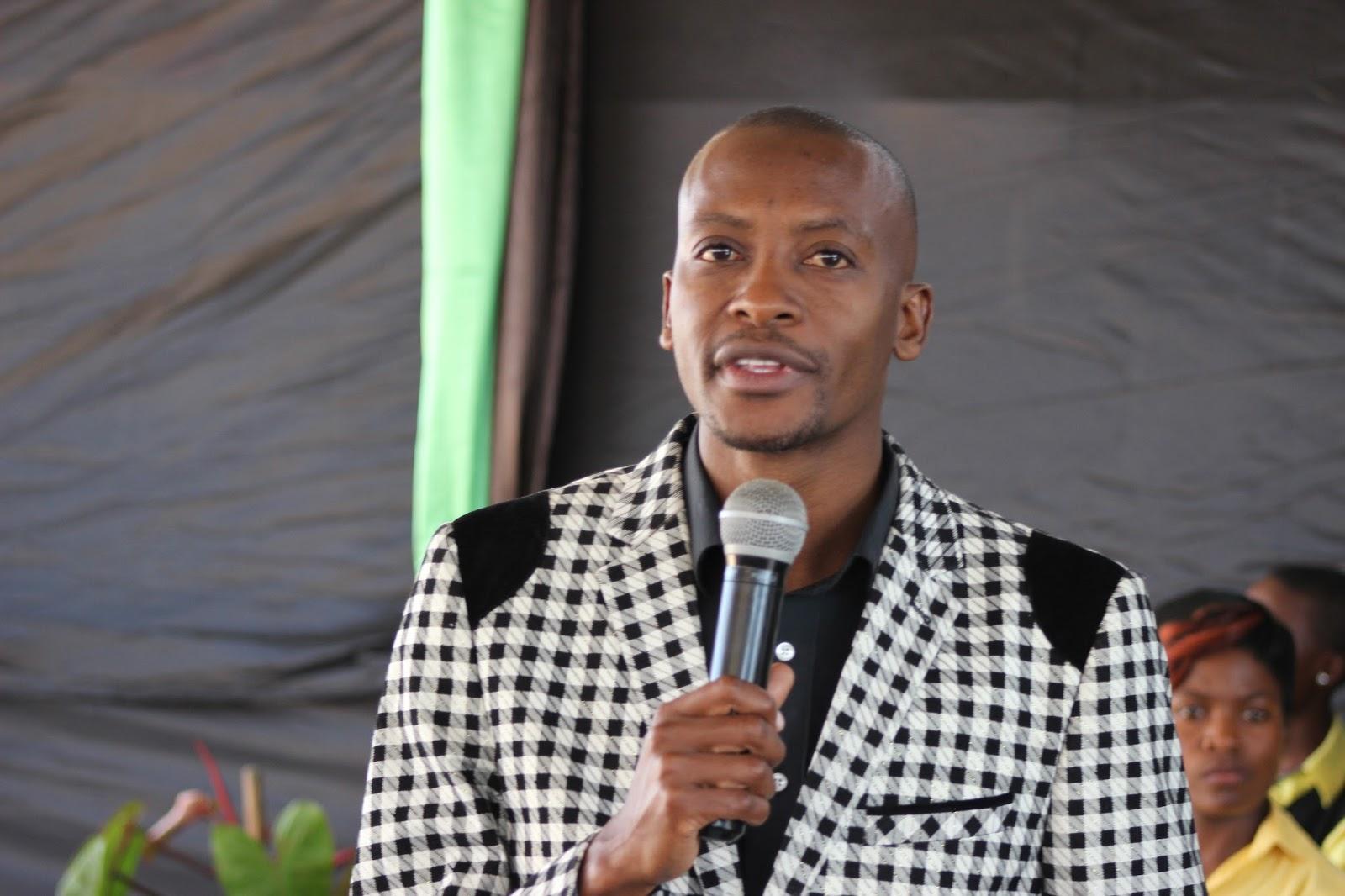 Bishop, Apostle Pride Sibiya