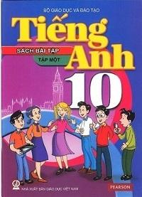 Sách Bài Tập Tiếng Anh 10 Tập 1 - Hoàng Văn Vân