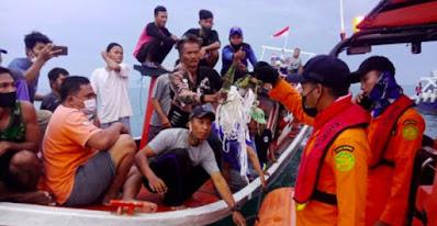 Lokasi Jatuhnya Pesawat Sriwijaya SJ182 Ditemukan