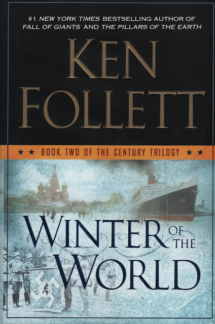 Ken Follett Winter of the World Century Trilogy 2