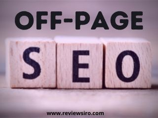 A 5 Steps guide to learn of-page SEO in 2021
