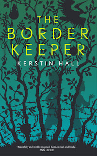 Interview with Kerstin Hall, author of The Border Keeper