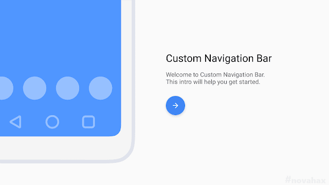 Custom navigation bar pro apk free download