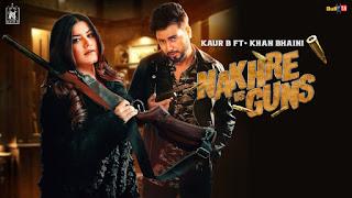 Nakhare V/s Guns Song Lyrics Msmd Entertainment | Latest Punjabi Song Lyrics 2020