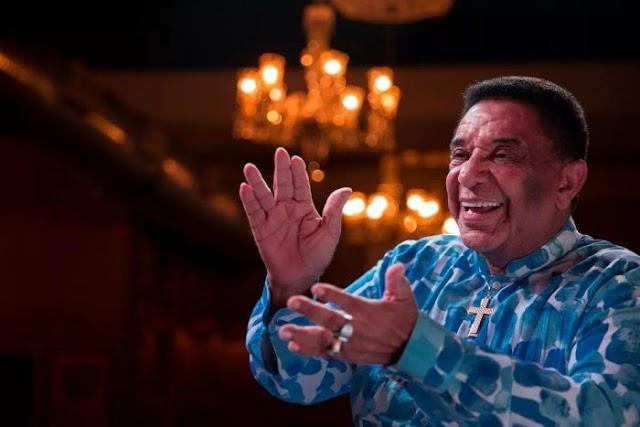Morre por complicações da Covid-19 o cantor Agnaldo Timóteo