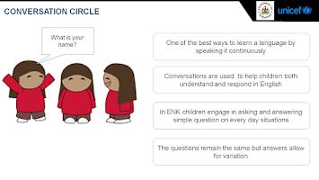 English NaliKali Videos on Conversation Circle Steps