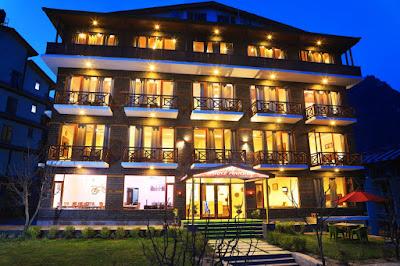Hotel Spruce Mansion Manali