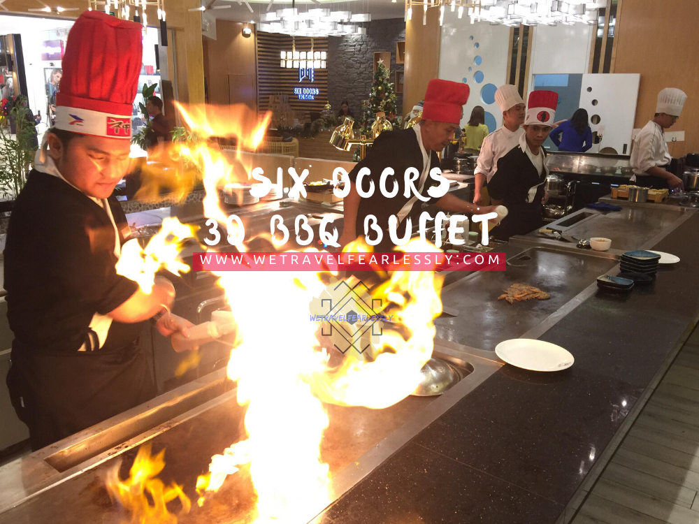 Six Doors BBQ Buffet in Uptown Mall, BGC - WTF Food Review