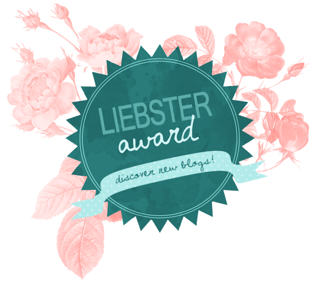 LIEBSTER BLOG AWARD + wyniki rozdania
