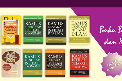 Buku Perpustakaan Desa - Buku Bahasa dan Kamus