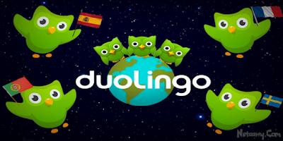 تطبيق-Duolingo