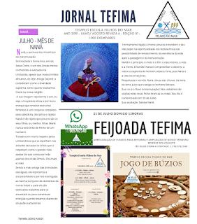Revista Julho/ Agosto 2019