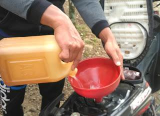 Penjual-bensin