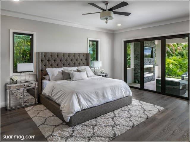 غرف نوم مودرن 9 | Modern Bedroom 9