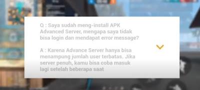 Cara Mengatasi Server Akan Segera Siap di Free Fire