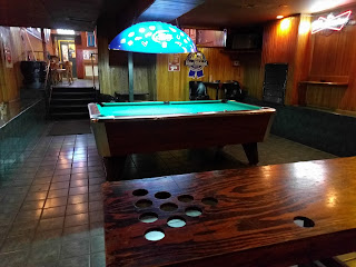roosters pool table