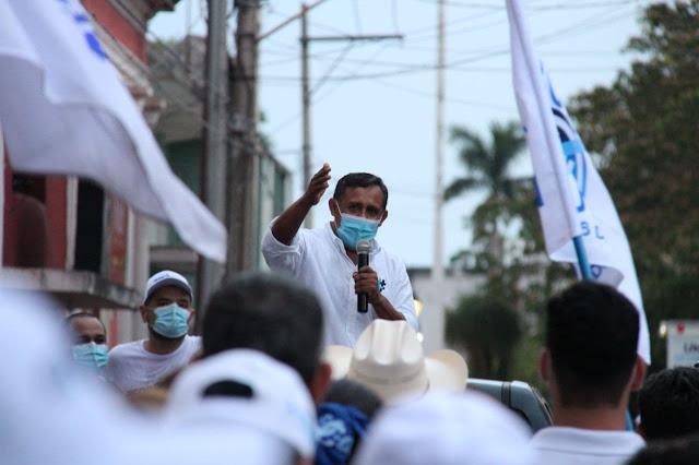 No vamos a permitir que se consume la injusticia: Sergio Chalé