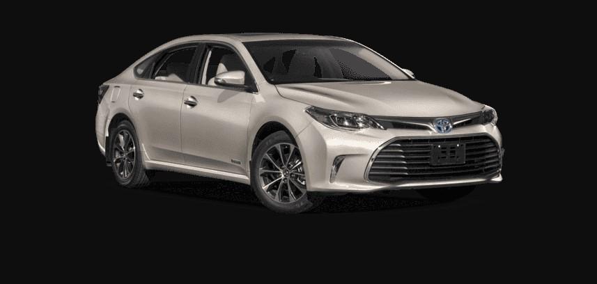 2021 Toyota Camry Hybrid Trim Levels Configurations