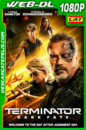 Terminator: Destino oculto (2019) HD 1080p WEB-DL AMZN Latino – Ingles