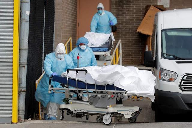 ΗΠΑ: Αίτημα για 100.000 σάκους πτωμάτων έλαβε το Πεντάγωνο