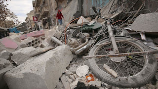 """مقتل 7 مدنيين في قصف روسي على """" خفض التصعيد"""" شمالي سوريا"""