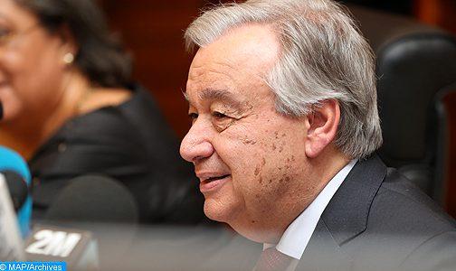 الصحراء المغربية .. الأمين العام للأمم المتحدة يبرز في تقريره إنجازات المغرب في مجال حقوق الإنسان
