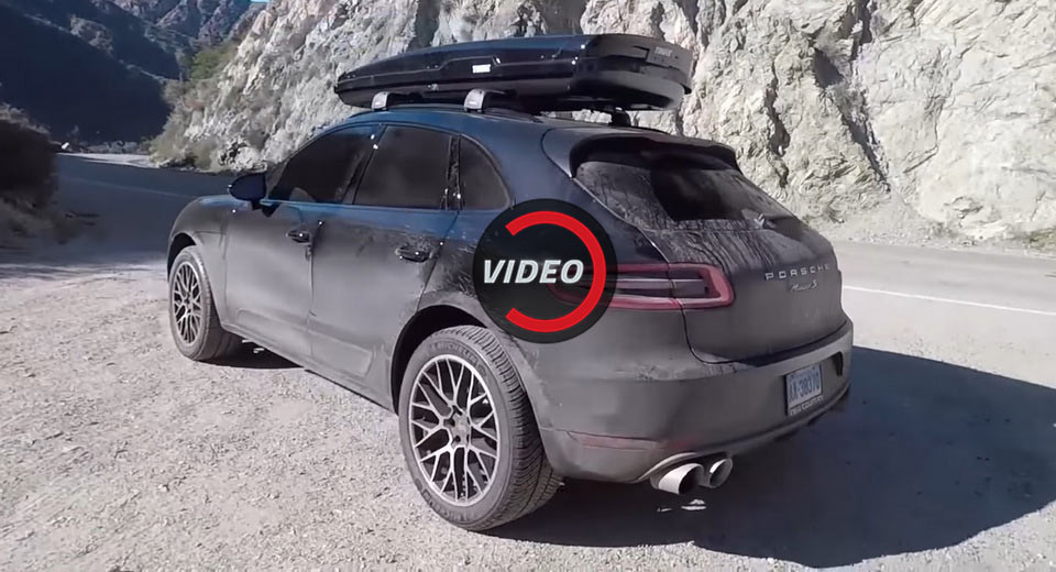 slightly tuned porsche macan s questions the existence of. Black Bedroom Furniture Sets. Home Design Ideas