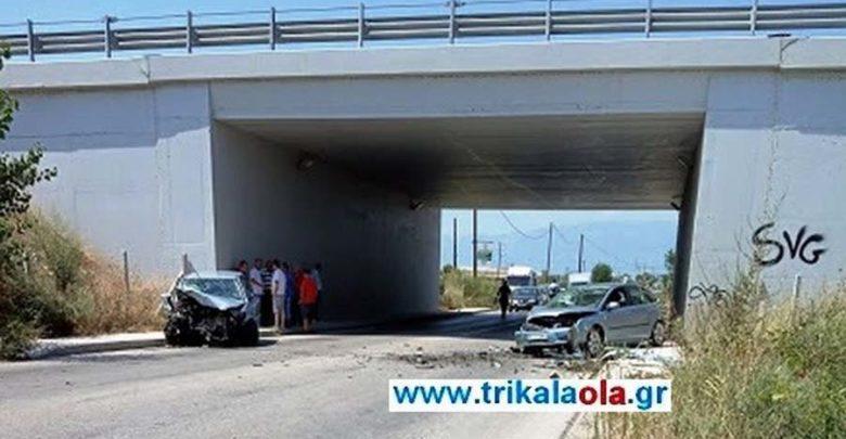 Πετροπόλεμος σε διερχόμενα οχήματα στην Ε.Ο. Λάρισας – Τρικάλων